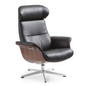 Conform_Time out_leren-fauteuil