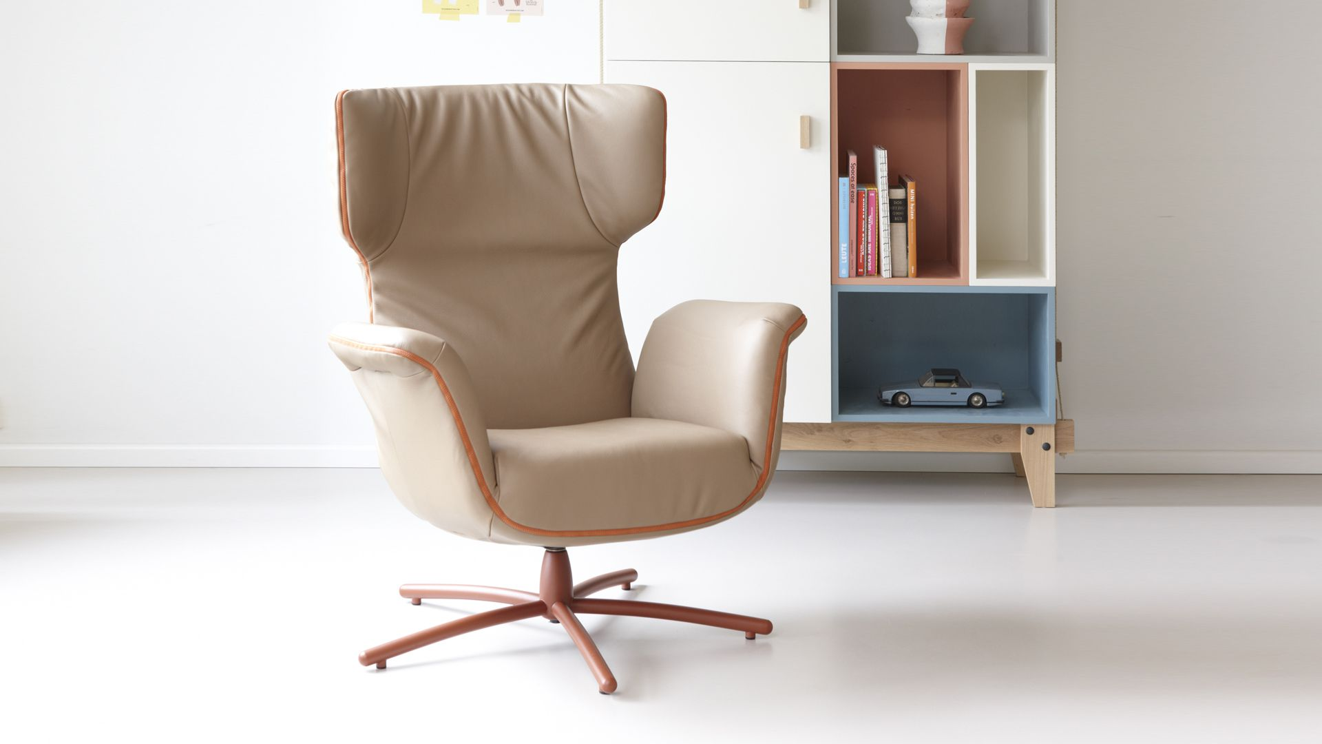 Label_First Class_relaxfauteuil_leer