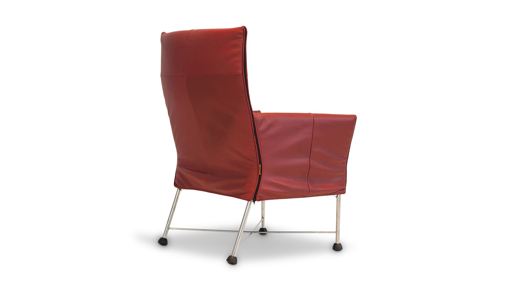 Montis_Charly_fauteuil_leer